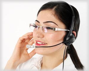 Professionell telefonsvarare